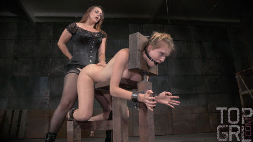 cute female slave