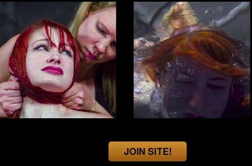 mermaid lesbian rough domination sex porn